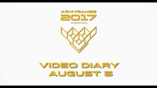 Video diary of the International Army Games – 2017