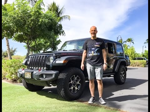 2018 jeep wrangler unlimited rubicon review the most capable off road vehicle period youtube. Black Bedroom Furniture Sets. Home Design Ideas