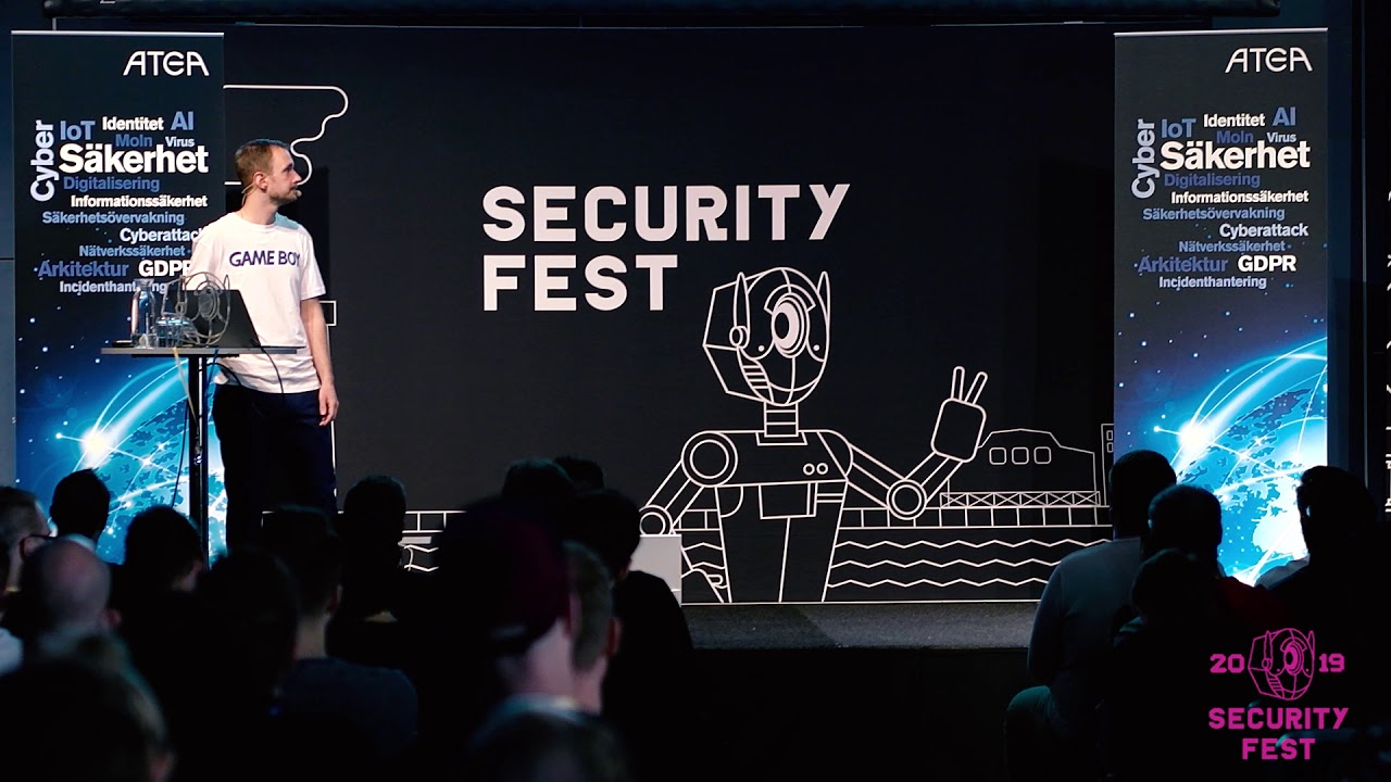 Christoffer Jerkeby - Load Balancer with RCE, Hacking F5 - SecurityFest 2019
