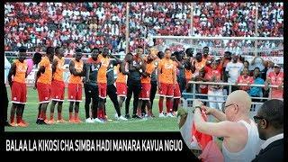 Manara Avua Nguo Uwanjani atambulisha wachezaji wapya wa timu ya simba sports club