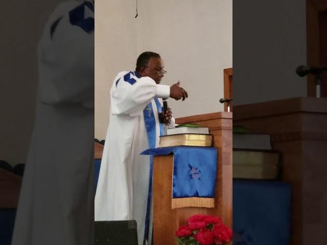 Pastor Harris