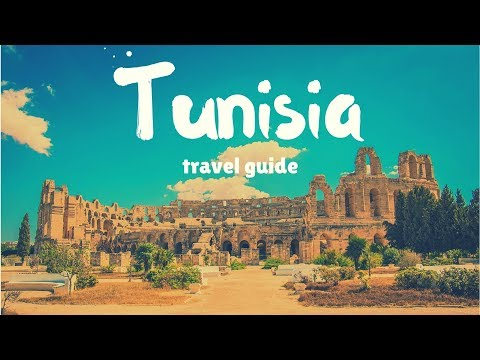 TUNISIA Travel Guide | 5 best places in tunisia, that you must visit !!