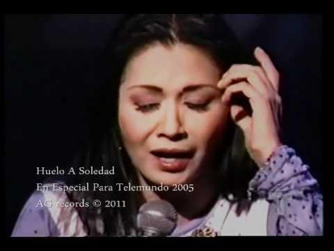 Soledad - Ana Gabriel - YouTube