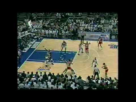 1994 NBA Finals: GM 4, Rockets at Knicks part 1