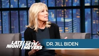 "Dr. Jill Biden Prefers the Title of ""Captain of the Vice Squad"" to Second Lady"