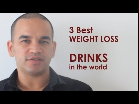 3 Best Diet Drinks To Lose Weight Fast