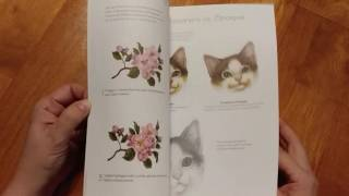 adorable animasl grayscale by jane maday coloring book review