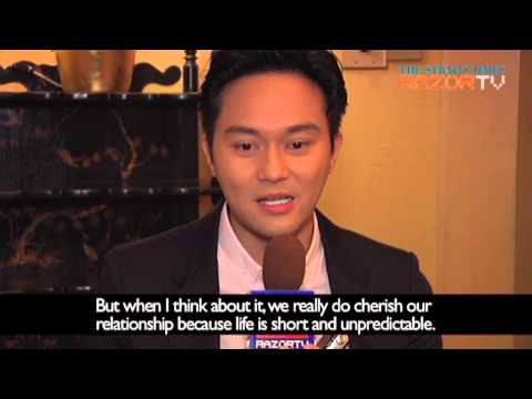 Is Julian Cheung the perfect man?