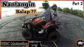 Awalnya nyerah akhirnya ketagihan    Offroad ATv    motovloger Bali
