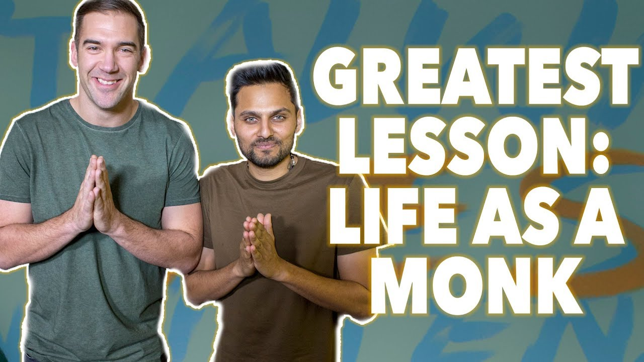 Jay Shetty | Life Lesson from Being a Monk - YouTube