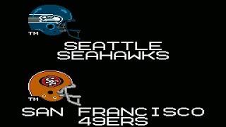 Tecmo Super Bowl 2014 - 49ers @ Seahawks | 09-15-13
