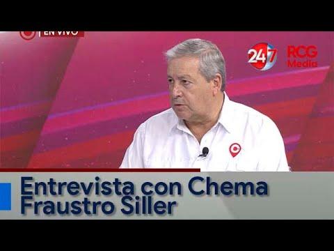 Entrevista con Chema