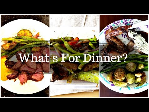 *New* 3 Low Carb/Keto Meal Ideas For Your Family | What's For Dinner