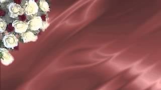 Цветы рамка футажи для видеомонтажа