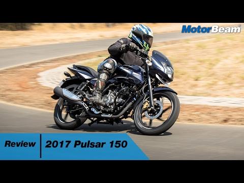 2017 Pulsar 150 Review - Is Old Still Gold? | MotorBeam