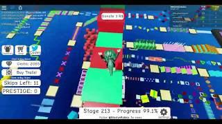 Roblox Mega Fun Obby 2 Hholykukingames Plays Stages 210 To 213 But Stuck On 213 Plus Code