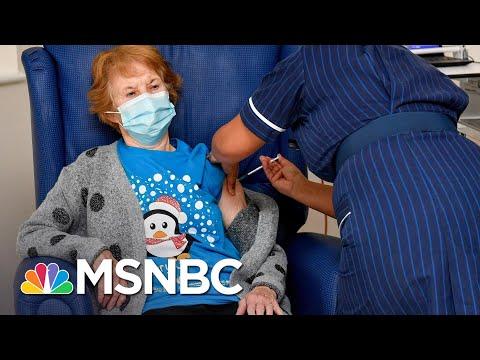Next Coronavirus Challenge For U.S.: Vaccine Distribution Infrastructure | Rachel Maddow | MSNBC