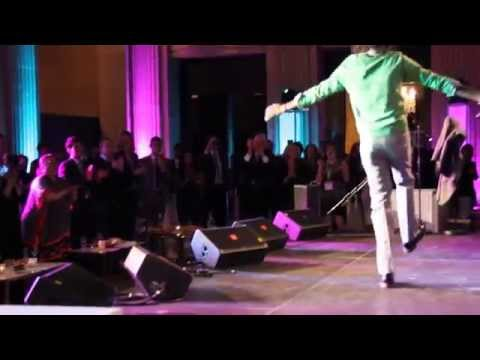 We Want Peace - Emmanuel Jal live at The Youth Code fundraiser