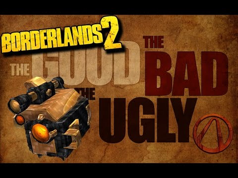 TGtBatU: Borderlands 2 Red Text Gear: Axton's Class Mods