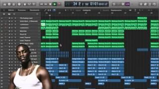 Nelly - Body on me Ft. Akon, Ashanti (Tropical House Remix)
