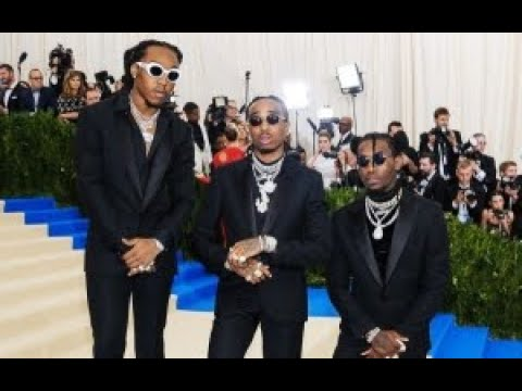 Migos To Be Honored With ASCAP Vanguard Award At Rhythm And Soul Music Awards