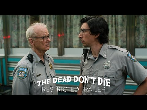 When will The Dead Don't Die be available to buy on DVD?