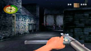 Medal of Honor Underground PSX HD Mission 3 Chapter 1 Gameplay
