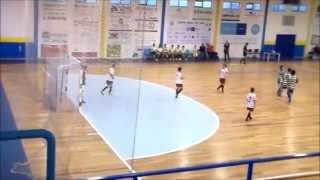 Iniciados (Campeonato AFC): CS São João 7-1 Domus Nostra