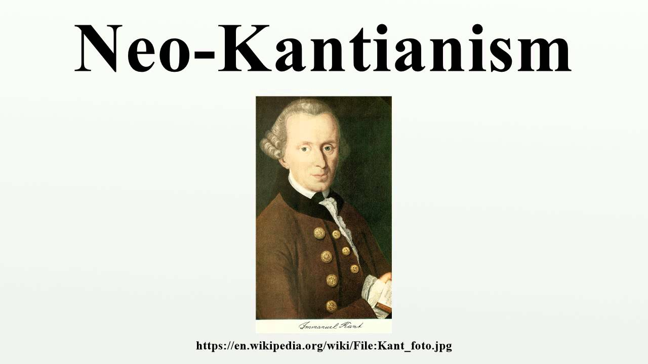Image result for Neo-Kantian