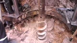 видео бурение скважин в киеве