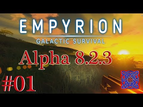 Getting Started: The Basics :: Empyrion Galactic Survival Gameplay (Alpha 8.0) : #01