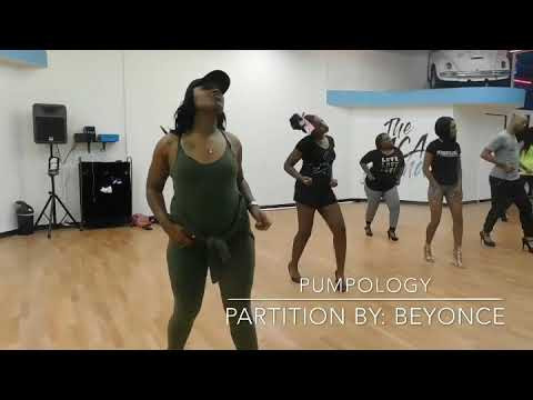 PUMPOLOGY: Partition by Beyonce