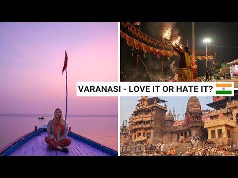 VARANASI - THE CITY OF LIFE & DEATH! Did I Love it or Hate it? | Varanasi Vlog