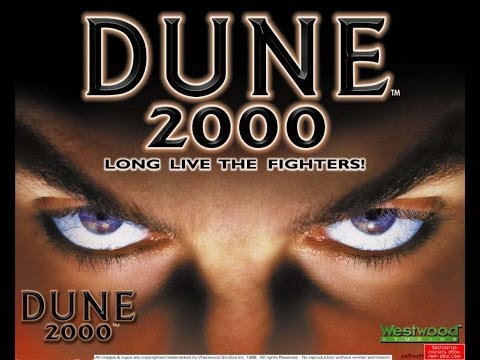 Давайте играть в Dune 2000. Часть 1