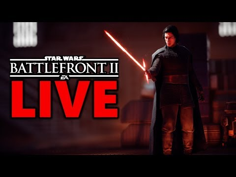 8 VS 8 HEROES UNLEASHED EVENT! Star Wars Battlefront 2 Live Stream #181 thumbnail