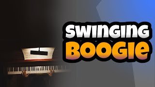 Eeco | Swinging Boogie | Nord Piano 3 (Royal Grand 3D)