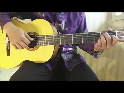 Balada Pelaut (Lagu Daerah Manado) (Fingerstyle Cover)