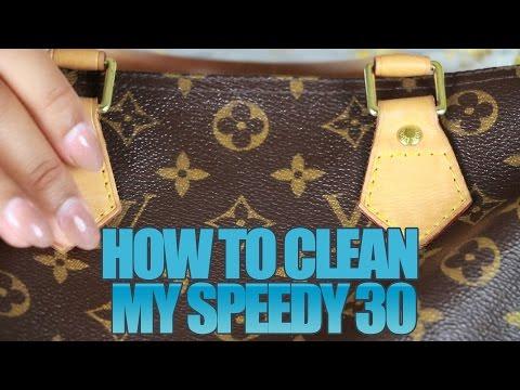 DIY - Cleaning my Speedy 30