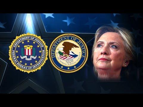 DOJ IG Clinton Report 1