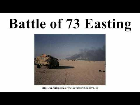 Battle of 73 Easting