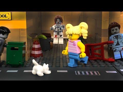LEGO Zombie attack Episode 2