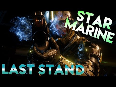 Star Citizen 2.6 Star Marine - LAST STAND VOIP DOMINANCE - Part 5 (Star Marine Gameplay)