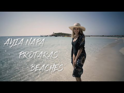 Top 10 Ayia Napa and Protaras Beaches 2019