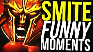 HOW TO THROW A GAME 101! (Smite Funny Moments)