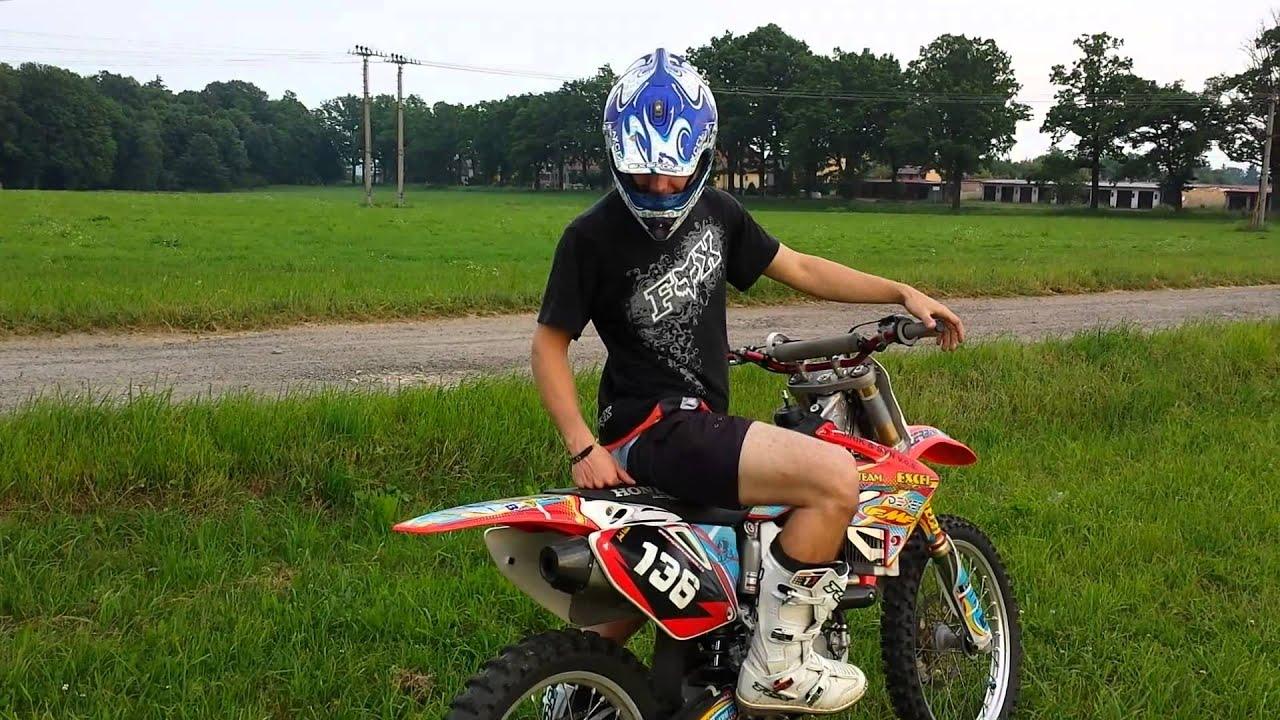 motocross 4 stroke sound