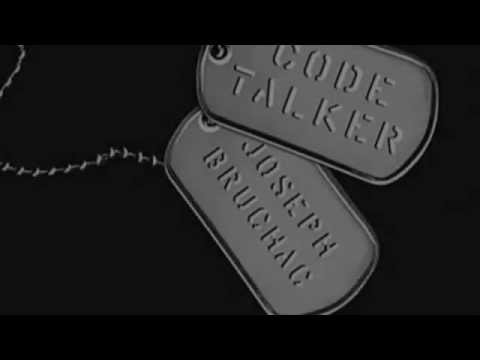 "Book Trailer Project ""Code Talker"" By Aristides Craniotis 8C"