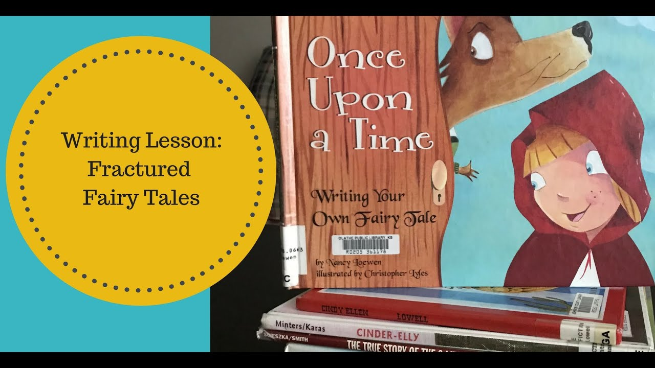 writing lesson fractured fairy tales youtube. Black Bedroom Furniture Sets. Home Design Ideas