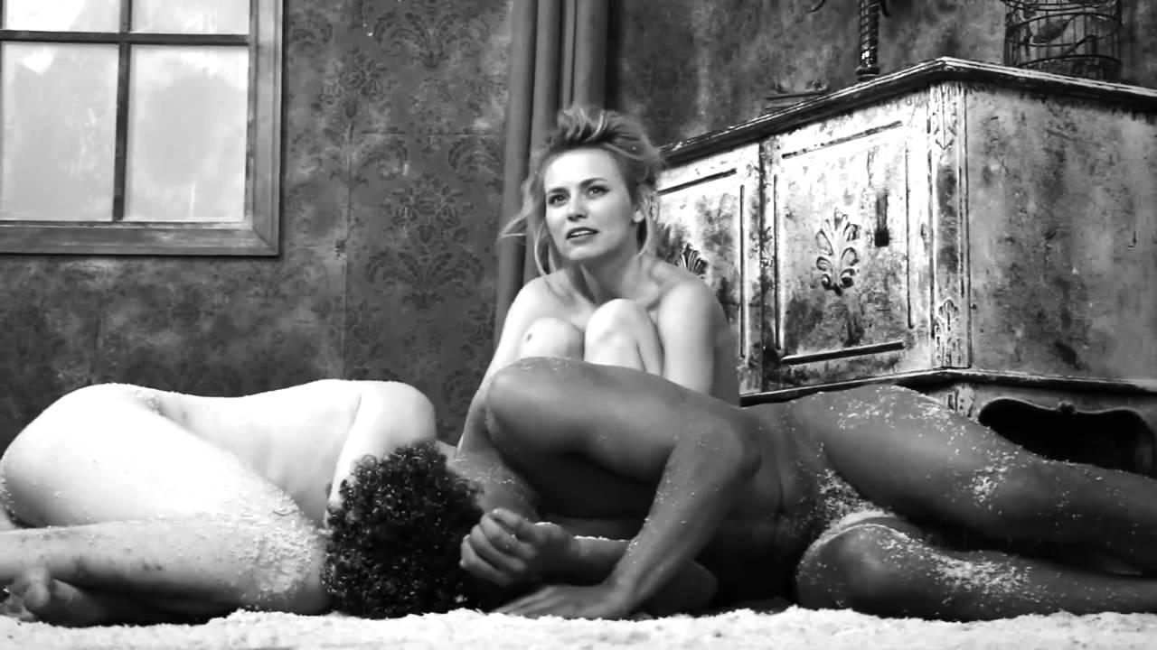 Секс в грязном яме