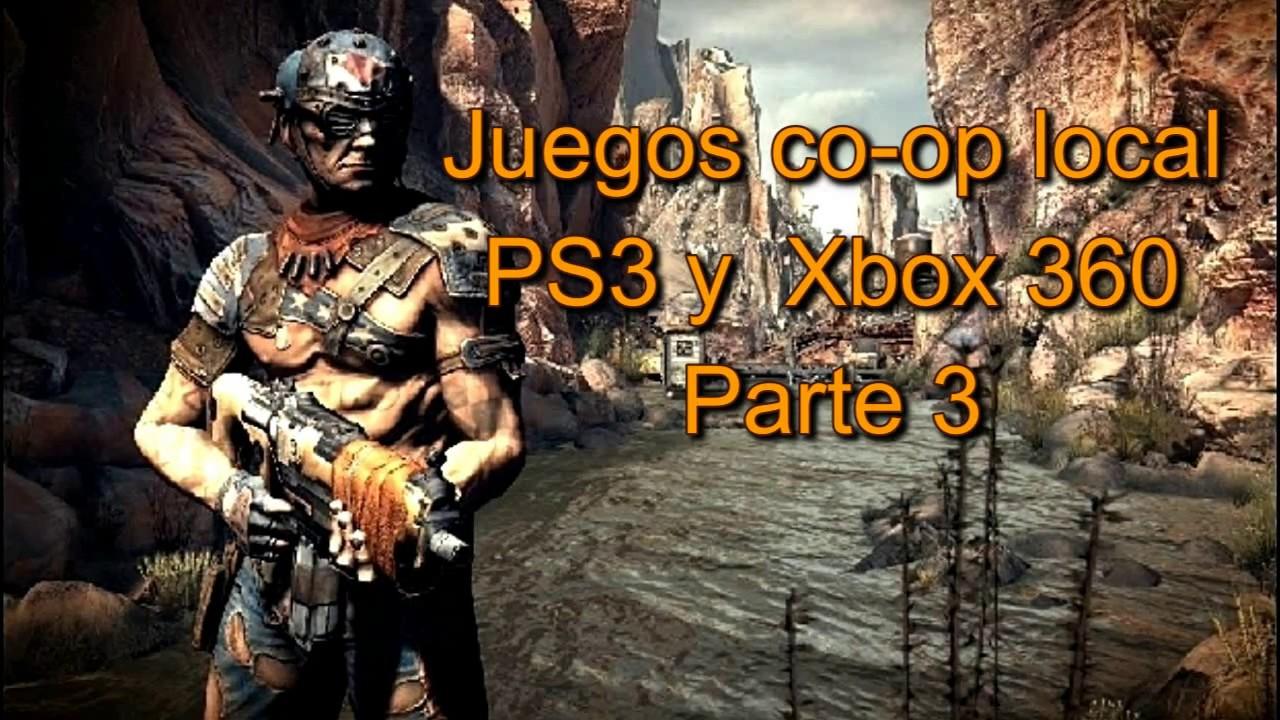 Juegos Cooperativos Local Ps3 Y Xbox 360 3 Youtube