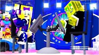 WER wird MILLIONÄR in MINECRAFT?! - Minecraft SHOW
